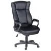 Кресло офисное OLSS Адмирал Ультра, чёрное, купить за 7 115руб.