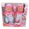Кукла Пупсы Наша игрушка new207A, купить за 1 340руб.