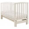 Детская кроватка Angela Bella Бьянка, белая, купить за 7 260руб.