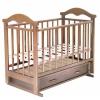 Детская кроватка Ведрусс Эля, орех, купить за 8 100руб.
