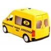 Игрушки для мальчиков Городское такси Технопарк (WY591C) 22 см, купить за 570руб.