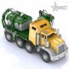 Игрушки для мальчиков Нордпласт Мусоровоз Аризона (431524) тягач, 3 контейнера, купить за 2610руб.