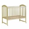 Детская кроватка Малика Sona-1, слоновая кость, купить за 7 800руб.