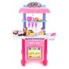 Игрушки для девочек Наша Игрушка Столик кондитера, 32 аксессуара (Y18452063), купить за 1 425руб.