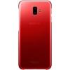 Чехол для смартфона Samsung для Samsung J6+ (2018) Gradation Cover красный, купить за 1 065руб.