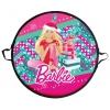 Санки-ледянки 1TOY Barbie круглая 52 см Т58482, купить за 560руб.