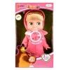 Кукла Карапуз Маша и Медведь (в зимней одежде) 25 см 83033C, купить за 1 395руб.