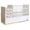 Детская кроватка Фея 1100 Прогулка, белая, купить за 8 510руб.