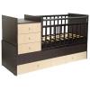 Детская кроватка Фея 1000 венге-бежевый, купить за 7 398руб.