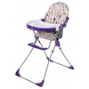Стульчик для кормления Selby 251 Яркий луг фиолетовый, купить за 2 320руб.