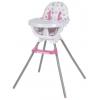 Стульчик для кормления Selby BH-432 (1) pink, купить за 2 988руб.