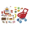 Игрушки для девочек Наша Игрушка Набор супермаркет Радочка свет, звук (66061) 32 детали, купить за 1 435руб.