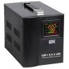 Стабилизатор напряжения IEK Home СНР1-0-0.5 кВА (релейный), купить за 1 920руб.