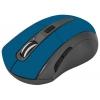 Мышка Defender MM-965, Голубая, купить за 405руб.