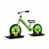 Беговел Small Rider Foot Racer EVA Combo Drift (с лыжами), зелёный, купить за 3 895руб.