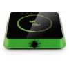 Плитка электрическая Kitfort КТ-113-2, зеленая/черная, купить за 2 820руб.
