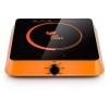 Плитка электрическая Kitfort KT-113-3, оранжевая/черная, купить за 2 820руб.