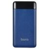 мобильный Buro RC-21000-DB 21000mAh, темно-синий, купить за 1 290руб.