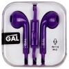 GAL HM-060VL, фиолетовые, купить за 370руб.