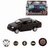 Игрушки для мальчиков Пламенный мотор Volkswagen Amarok (870298) Машина, черная матовая, купить за 315руб.