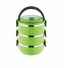 Термос Термо ланч-бокс из нержавеющей стали, 2,1 л (Зелёный), купить за 570руб.