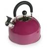 Чайник для плиты Endever Aquarelle-302 (3 л), бордовый, купить за 1 080руб.
