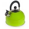 Чайник для плиты Endever Aquarelle-303, зеленый, купить за 1 080руб.