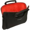 Сумка для ноутбука Kensington K64303EU черно-красный, купить за 845руб.