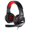 Гарнитура для пк Gembird MHS-G210, черная/красная, купить за 835руб.