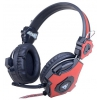 Xtrikeme HP-401, черная/красная, купить за 845руб.
