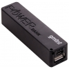 Аккумулятор универсальный внешний Gmini GM-PB026-B, 2600mAh, черный, купить за 325руб.