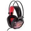 Гарнитура для пк Dialog HGK-20L Gan-Kata, черно-красная, купить за 990руб.