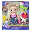 Кукла Hasbro Baby Alive Малышка и лапша, 33 см, C0963, купить за 3 160руб.