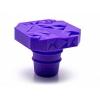 Товар Apollo GMT-02 genio Geometry, пробка силиконовая, фиолетовая, купить за 227руб.