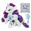 Набор игровой Hasbro ML Pony Пони-модница Рарити, с аксессуарами, купить за 1 550руб.