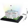 Набор игровой CubicFun (пазл) Белый дом с иллюминацией  (США), купить за 1 020руб.