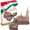 товар для детей CubicFun 3D-пазл Церковь Святого Матьяша (Венгрия)