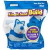 Товар для детей Spin Master Песок для лепки Kinetic Sand, серия Build (2 цвета), купить за 1 070руб.