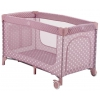 Детская кроватка Happy Baby Martin манеж, rose, купить за 4 520руб.