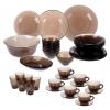 Столовый сервиз Набор Luminarc Амбьянте Эклипс (L5181) 45 предметов, купить за 3 100руб.
