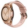 Умные часы Samsung Watch 42мм SM-R810, розовое золото, купить за 17 815руб.