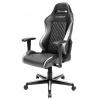 Игровое компьютерное кресло DxRacer Drifting OH/DH73/NW черное / белое, купить за 28 990руб.