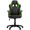 Игровое компьютерное кресло HHGears SM115_BG, чёрно-зелёное, купить за 5 990руб.
