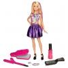 Кукла Набор Barbie Цветные локоны, 29 см, DWK49, купить за 3 115руб.