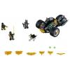 Конструктор Lego СуперГерои Бетмен: Нападение Когтей (76110), купить за 1 870руб.