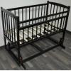 Детская кроватка Массив Беби-4 без ящика венге, купить за 4 345руб.