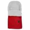 Конверт для новорожденного Kaiser Dublas, красный/натуральный белый, купить за 15 330руб.