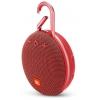 Портативная акустика JBL Clip 3, красная, купить за 2 960руб.
