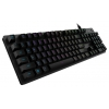 Клавиатуру Logitech G512 Carbon Mechanical (920-008945), купить за 8210руб.