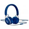 Наушники Beats EP 1.6м синие проводные (оголовье), купить за 5 570руб.